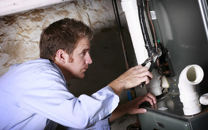 Heating Installation in Paso Robles, CA and Surrounding Areas